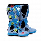 Ботинки SIDI CROSSFIRE 3 SRS LIMITED EDITION Light Blue Ash