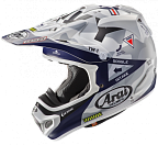 Шлем ARAI MX-V Navy Blue