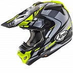 Шлем ARAI MX-V Bogle Yellow