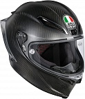 Шлем AGV Pista GP R Solid/Matt Carbon